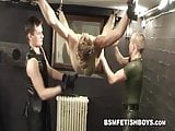 BDSM Cops with Slaves