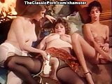 Seka, Desiree West, Susan Nero in classic xxx movie