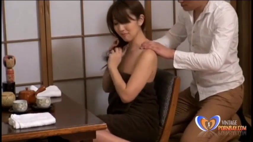 Asian Japanese Step Mom Son
