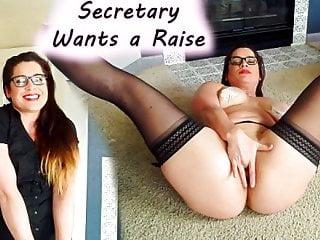 Secretary Craves a Increase – preview