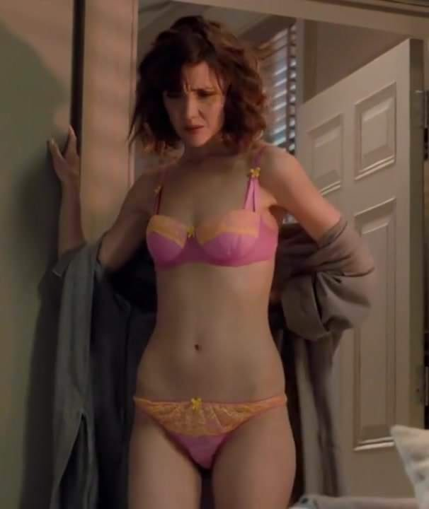 Rose Byrne in underwear