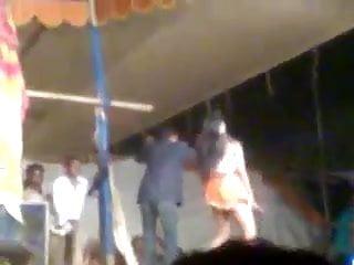 Nude indian dance