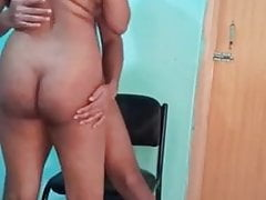 Bangla aunty has sex on webcam – big Ass