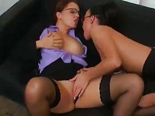 British Lesbians 6 - Office Sluts (OH4P)