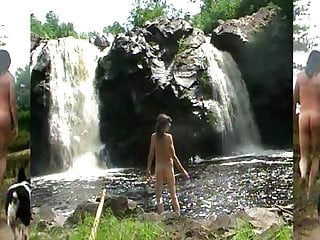 To little manitou falls...