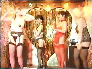 Stacey Owen  bushy booby and friends dancing