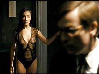 Maggie Q Tits Scene From Deception On Scandalplanetcom