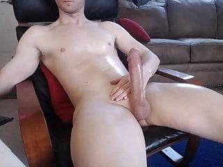 Muscular hunck big cock balls big spurting cumm...