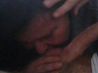 granny bbw submissive facial -2-