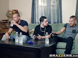 Brazzers – Mommy Got Boobs –  My Friends Fucked My Mom scene