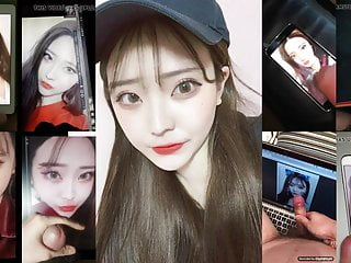 yoon yoo jeong cumtribute collection