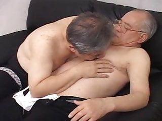 japanese Old Man 618