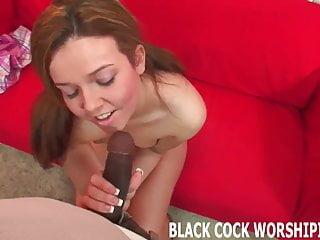 I finally get to taste cock...