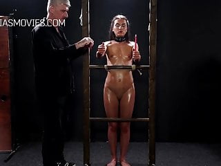 Nataly Gold suffers from candles