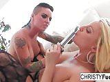 Christy Mack lesbian fun