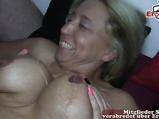 German Housewifes at creampie cum inside swinger celebration