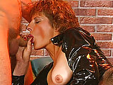 Naughty Milf getting nailed hard with a friend watching