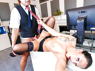 letsdoeit - kinky german secretary banged hard by her bossPorn Videos