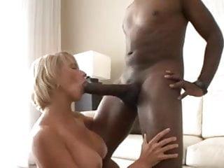 Nice milf bbc interracial no anal...