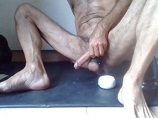 gaping and prostate milking
