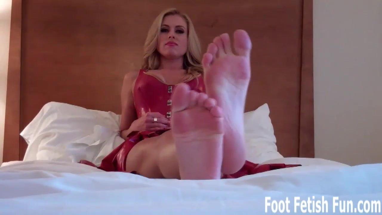 Mixed Wrestling Foot Fetish