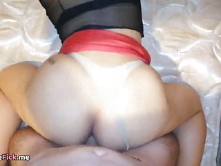 After Party Upskirt Creampie