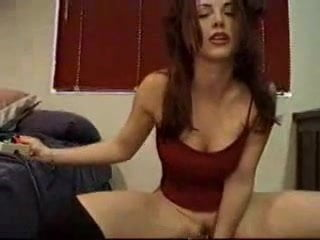 Anal Sybian Ride Brings Multiple Orgasms Sybian Home Made Ride