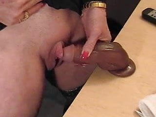 Clit play on cam...
