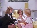 Amber Hunt, Chris Cassidy, Nancy Hoffman in vintage sex