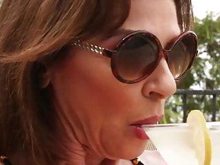 Granny Cashmere anal fuck, movie 2