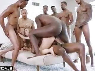 Lena Paul Threesome plus Blacked