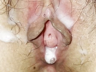 Japanese amateur technician Mai's pussy is filled