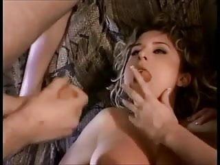 Beautiful Cassandra facial