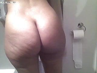 spy008 (part 3) - shower spy - amazing indian ass !HD Sex Videos