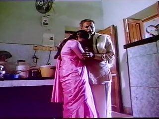 Indian Hd Videos video: Satin Saree 16