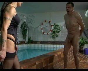 Gay sex im schwimmbad