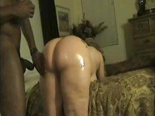 Granny 039 big white booty...