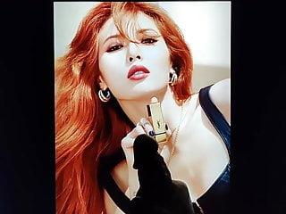 Cum Tribute – Hyuna #2