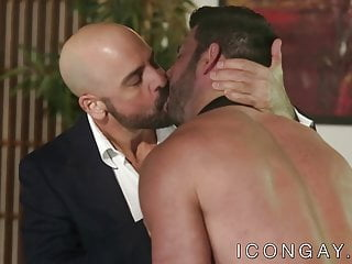 Billy santoro rimmed and fucked by adam russo...