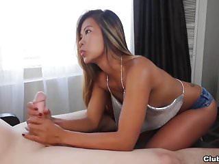 性感的亞洲打手槍