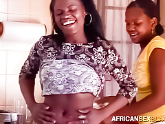 REAL AFRICAN AMATEUR ORGY. LEAKED SEX TAPE 2020