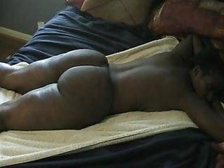 Booty massage...