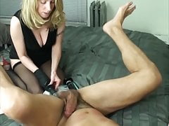 Mistress Amy - Brown Bagged Bitch