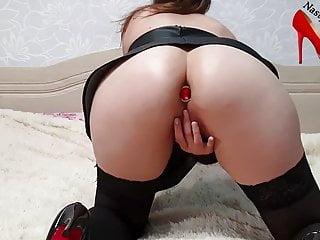 Butt fingering pussy pussy butt...