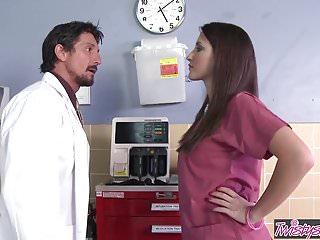Twistys – Tommy GunnLizz Tayler starring at Doctor Heal Thys