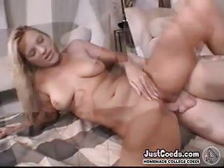 Tanned exgf practices deep throating sexy bff...