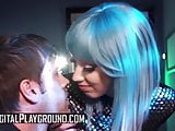 Eva Lovia Ryan Ryder Aria Alexander - Sex Machina A XXX