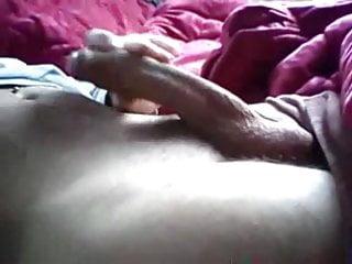 Cock masterbating...