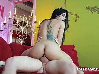 Personal.com – Unique Julia De Lucia Accumulates Hole & Butt Fucked