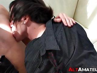 Horny punk gays hot deepthroat and mutual big dick jerk off